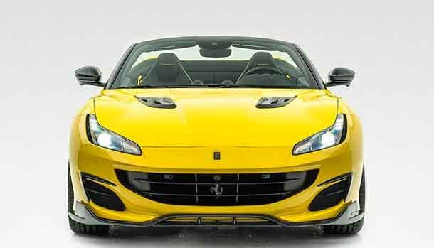 Ferrari Portofino by Mansory
