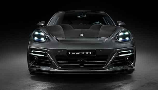 Porsche Panamera by TechArt