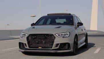 Audi RS3 Sedan by APR