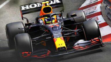 F1 GP Baku - Sergio Perez