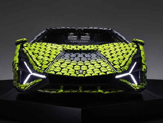 Lamborghini Sian FKP 37 - Lego Technic