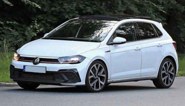 Nuova Volkswagen Polo GTI 2022