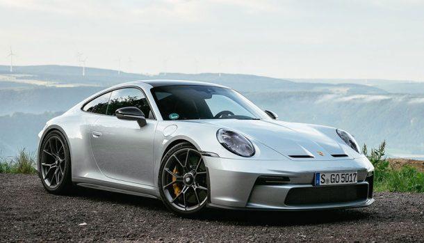 Porsche 911 GT3 Touring 2022