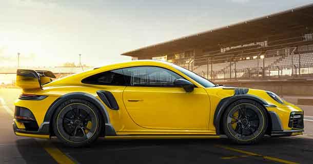 Porsche TechArt GTstreet R