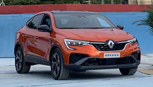 Renault Arkana Full Hybrid