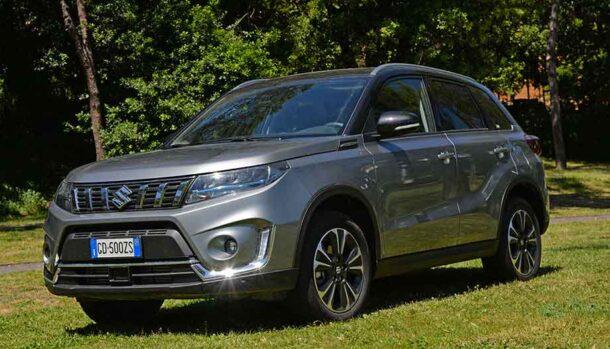 Suzuki Vitara Hybrid Allgrip