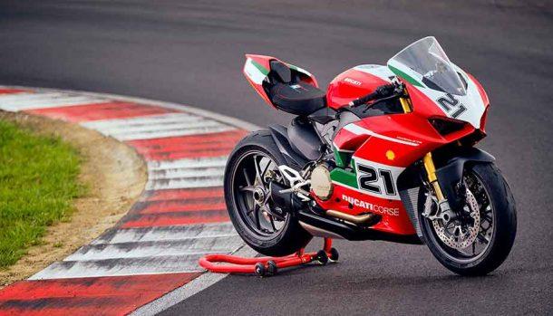 Ducati Panigale V2 Bayliss 1st Championiship 20th Anniversary