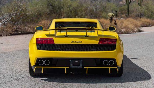 Lamborghini Gallardo LP560-2 50th Anniversary
