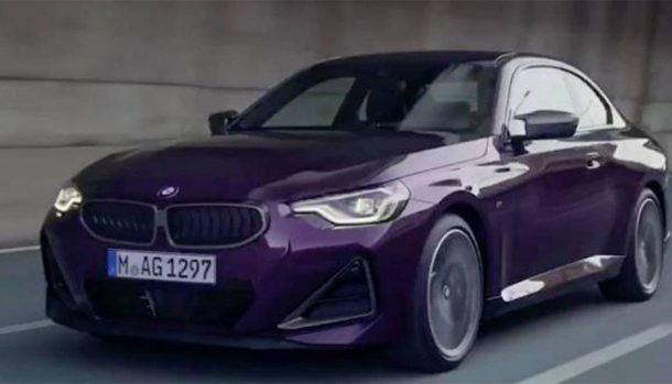 Nuova BMW Serie 2 Coupé 2022