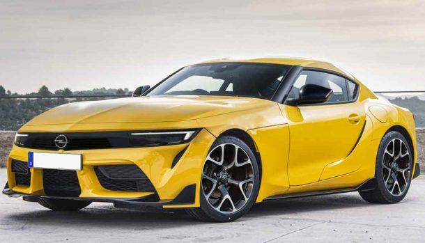 Opel Manta OPC by Kleber Silva