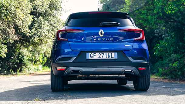 Renault Captur E-Tech Hybrid 145