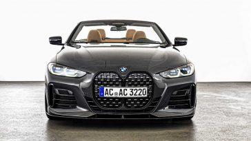 BMW Serie 4 Cabrio by AC Schnitzer