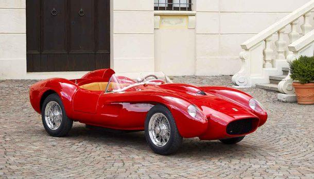 Ferrari Testa Rossa J
