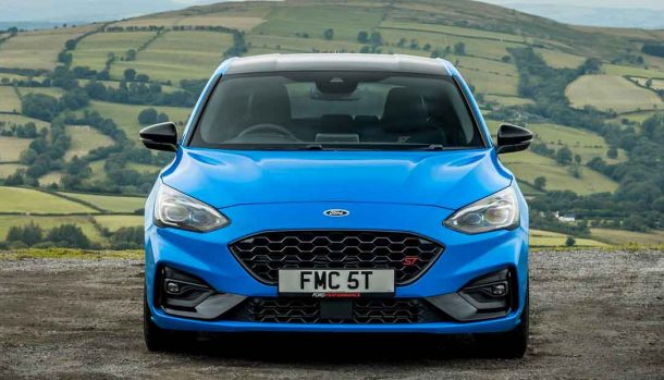 La nuova Ford Focus ST Edition 2022