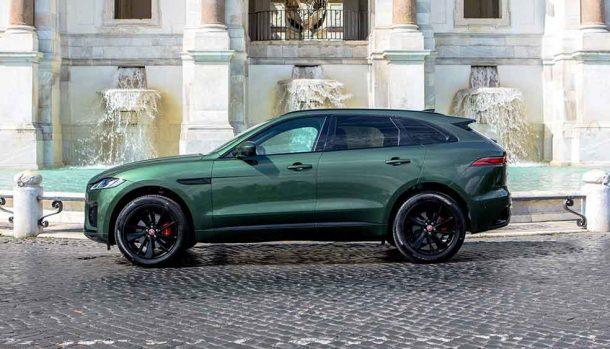 Jaguar F-PaceGreenstone