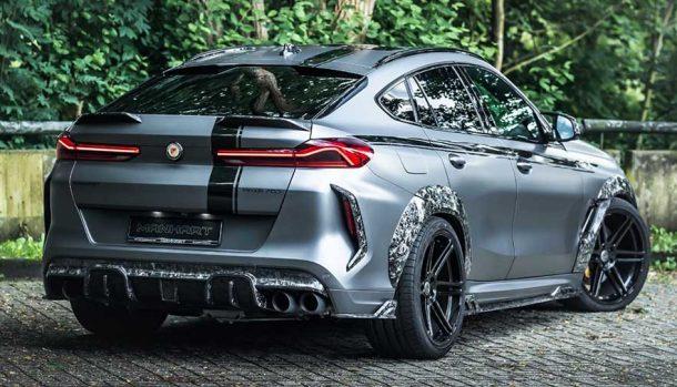 BMW X6 M by Manhart