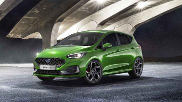 Nuova Ford Fiesta 2022
