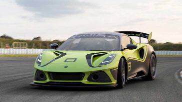Lotus Emira GT4 Concept