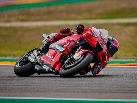 MotoGP Aragon - Pecco Bagnaia