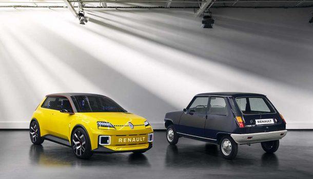 Nuova Renault 5 EV