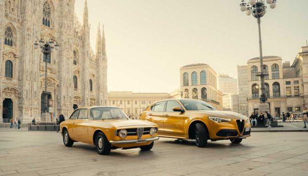 Alfa Romeo Stelvio e Giulia GT Junior