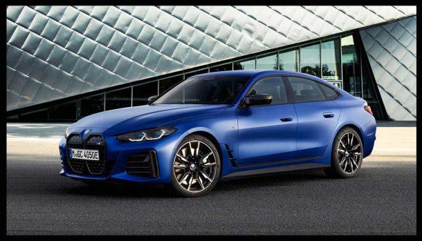 Nuova BMW i4