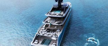 Tankoa Yachts T760 Apache